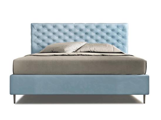 Ліжко Richmond Luxe 160x200 Синій 3 -2