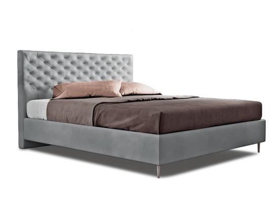 Ліжко Richmond Luxe 180x200 Сірий 3 -1