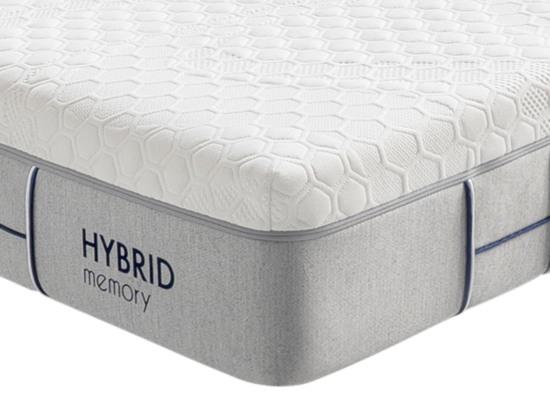 Матрац Hybrid Memory 100x200 -2
