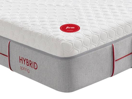 Матрац Hybrid Spring Firm 200x200 -2