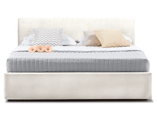Ліжко Єва міні Luxe 90x200 Білий 3 -2