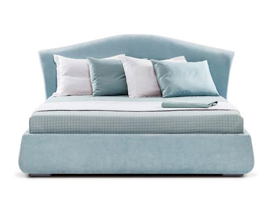 Ліжко Марго Luxe 200x200 Синій 2 -2