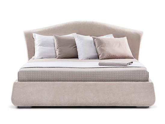 Ліжко Марго Luxe 200x200 Бежевий 3 -2