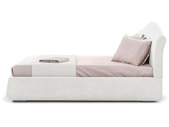 Ліжко Марго 200x200 Білий 8 -3