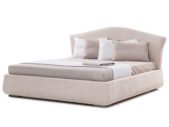 Ліжко Марго Luxe 200x200 Бежевий 4 -1