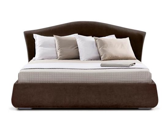 Ліжко Марго Luxe 200x200 Коричневий 4 -2