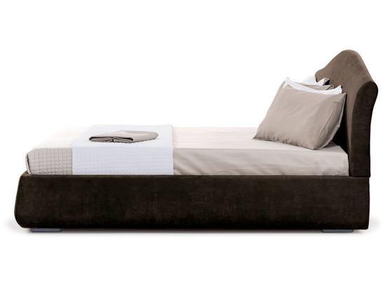 Ліжко Марго Luxe 200x200 Коричневий 4 -3