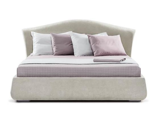 Ліжко Марго Luxe 200x200 Сірий 5 -2