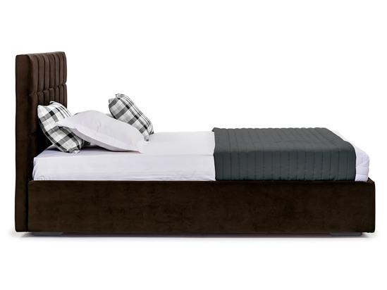 Ліжко Марта міні Luxe 200x200 Коричневий 2 -3