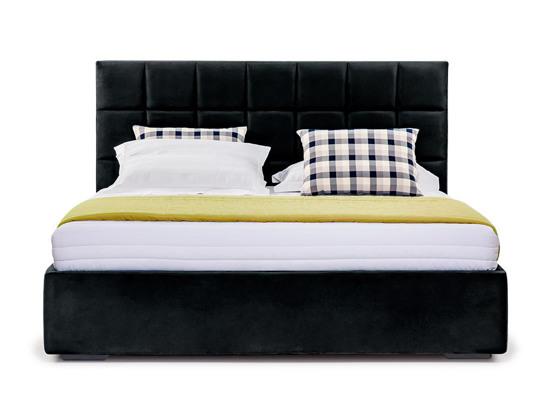 Ліжко Марта міні Luxe 200x200 Чорний 3 -2
