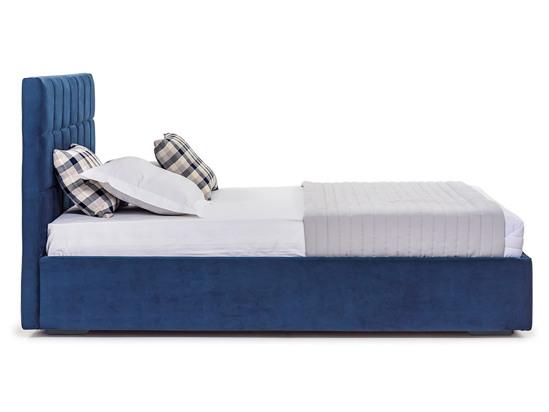 Ліжко Марта міні Luxe 200x200 Синій 3 -3