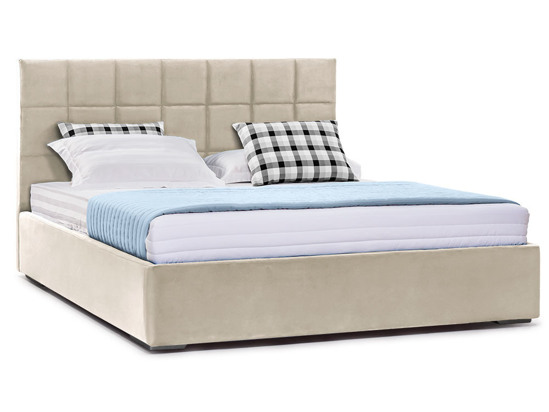 Ліжко Марта міні 200x200 Бежевий 4 -1