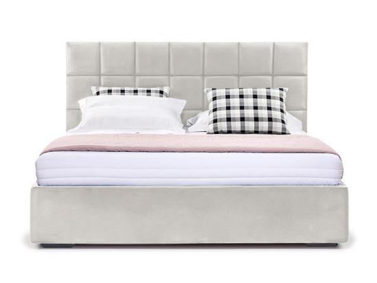Ліжко Марта міні Luxe 200x200 Сірий 4 -2