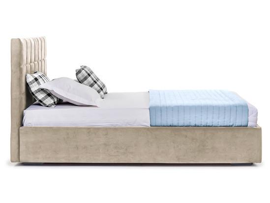 Ліжко Марта міні Luxe 200x200 Бежевий 4 -3