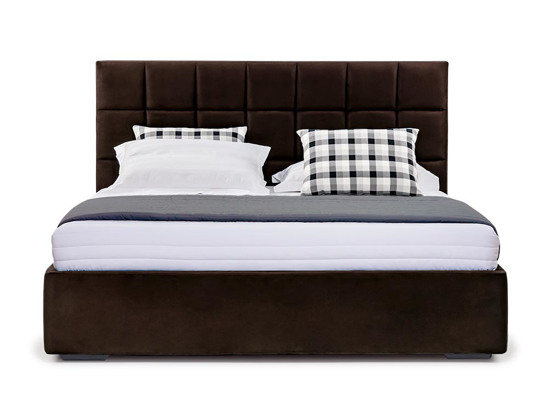 Ліжко Марта міні 200x200 Коричневий 2 -2