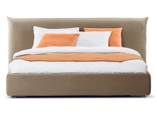 Ліжко Ніколь 200x200 Бежевий 2 -2