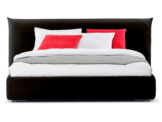 Ліжко Ніколь 200x200 Чорний 2 -2