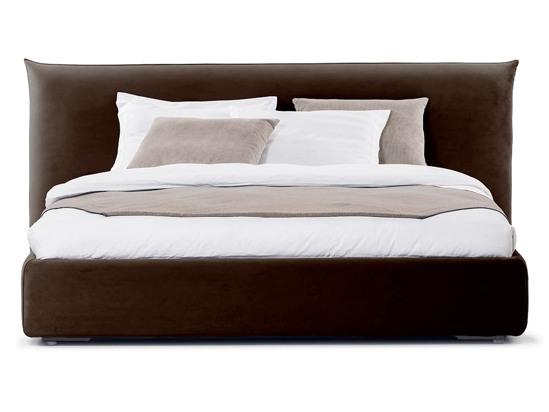 Ліжко Ніколь 200x200 Коричневий 3 -2
