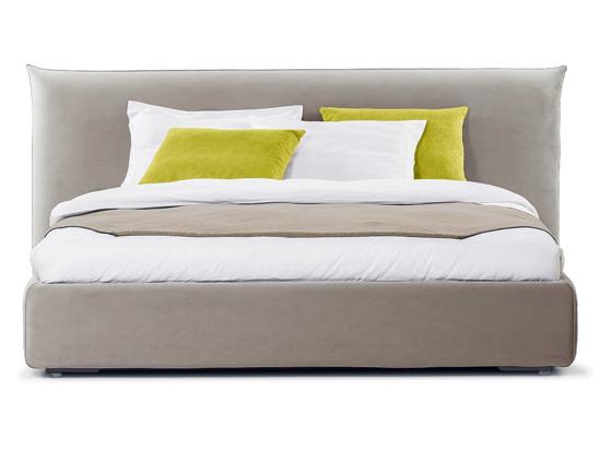 Ліжко Ніколь 200x200 Білий 3 -2