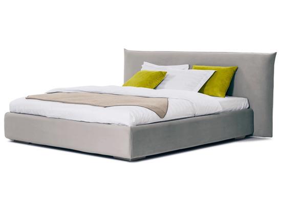 Ліжко Ніколь Luxe 200x200 Білий 3 -1