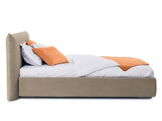 Ліжко Ніколь 200x200 Бежевий 6 -3