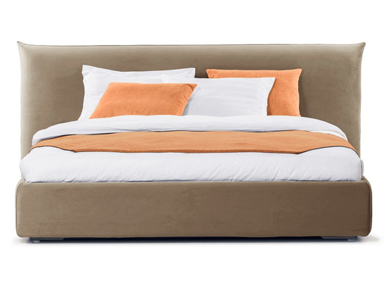 Ліжко Ніколь Luxe 200x200 Бежевий 6 -2