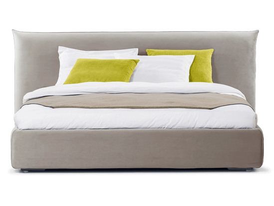 Ліжко Ніколь Luxe 200x200 Білий 6 -2