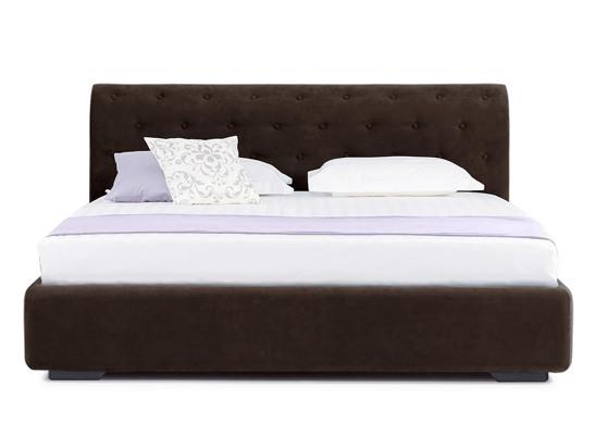 Ліжко Офелія міні 200x200 Коричневий 5 -2