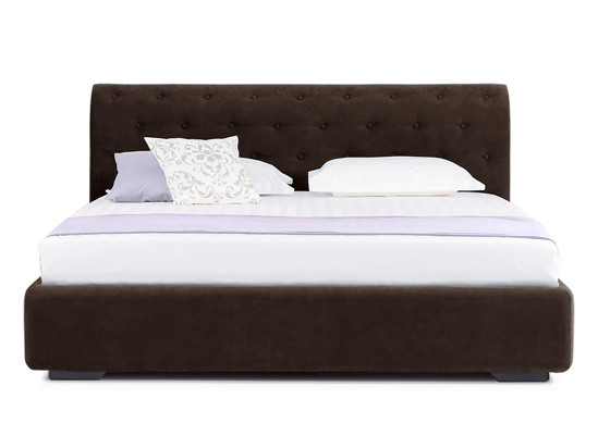Ліжко Офелія міні 200x200 Коричневий 6 -2
