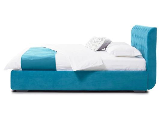 Ліжко Офелія міні Luxe 200x200 Синій 4 -3