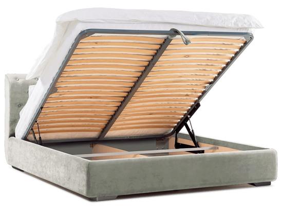 Ліжко Офелія міні Luxe 200x200 Білий 4 -4