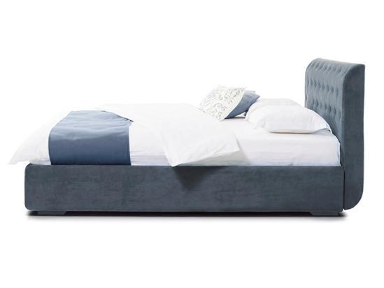 Ліжко Офелія міні Luxe 200x200 Сірий 4 -3