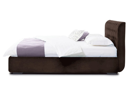 Ліжко Офелія міні Luxe 200x200 Коричневий 4 -3