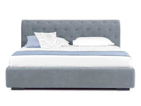 Ліжко Офелія міні Luxe 200x200 Сірий 3 -2