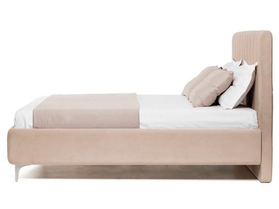Ліжко Сандра Luxe 200x200 Бежевий 4 -3