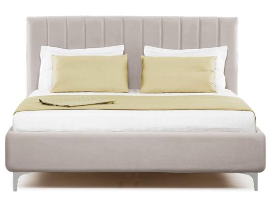 Ліжко Сандра Luxe 200x200 Білий 4 -2