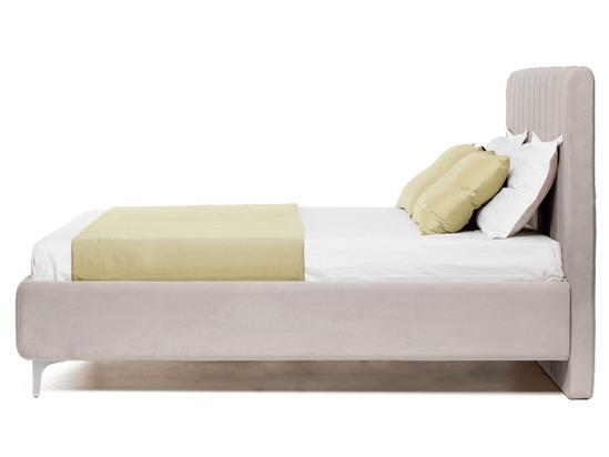 Ліжко Сандра 200x200 Білий 4 -3