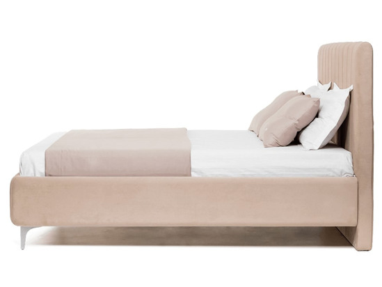 Ліжко Сандра Luxe 200x200 Бежевий 7 -3