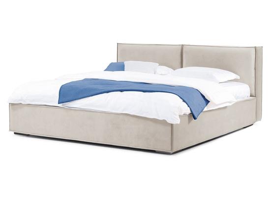 Ліжко Скарлет 200x200 Білий 2 -1