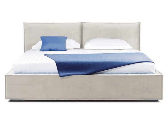 Ліжко Скарлет 200x200 Білий 2 -2