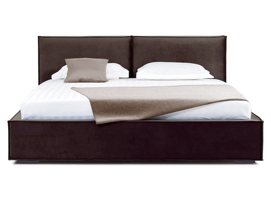 Ліжко Скарлет Luxe 200x200 Коричневий 3 -2