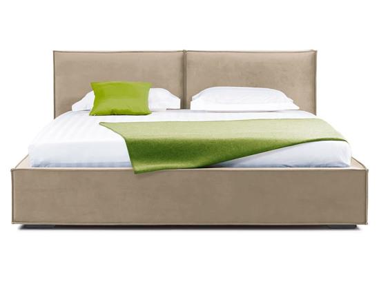 Ліжко Скарлет 200x200 Бежевий 4 -2