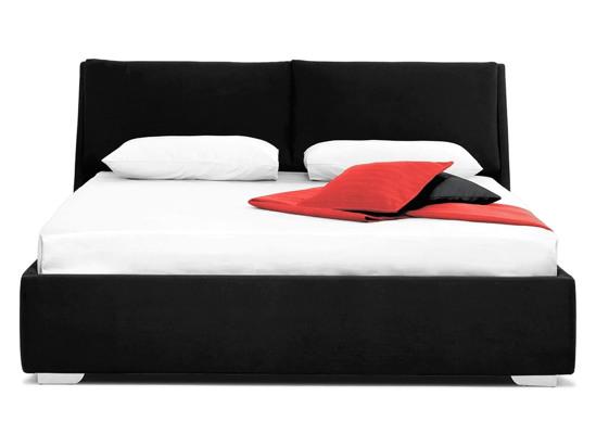 Ліжко Стелла 200x200 Чорний 3 -2