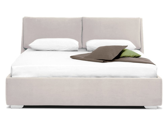 Ліжко Стелла 200x200 Білий 3 -2