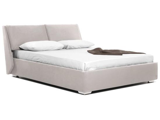 Ліжко Стелла Luxe 200x200 Білий 4 -1