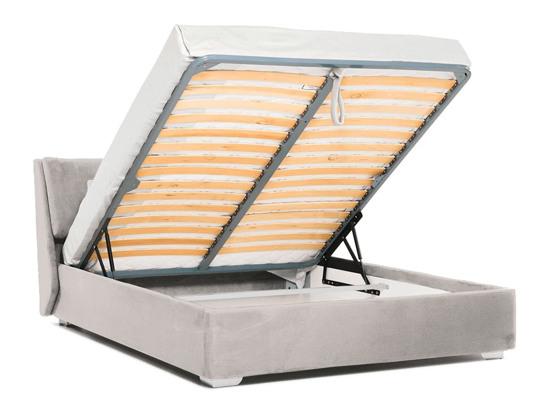 Ліжко Стелла Luxe 200x200 Білий 8 -4