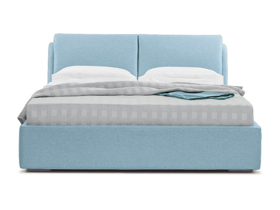 Ліжко Стеффі 200x200 Синій 5 -2