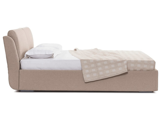 Ліжко Стеффі Luxe 200x200 Бежевий 6 -3