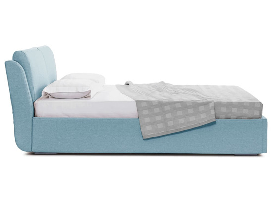 Ліжко Стеффі Luxe 200x200 Синій 6 -3