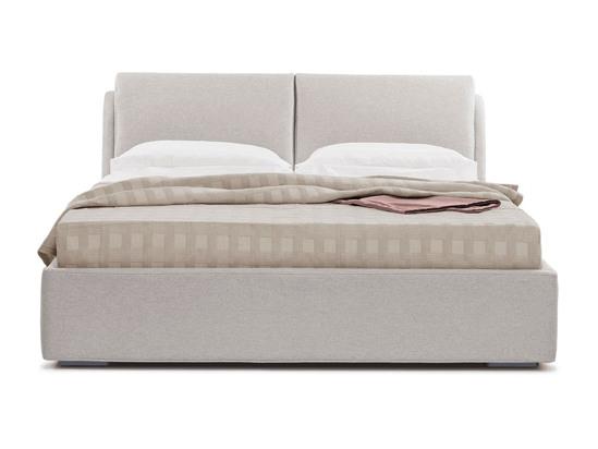 Ліжко Стеффі 200x200 Білий 3 -2